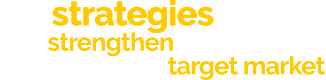 Digital strategies to strengthen the connection with your target market